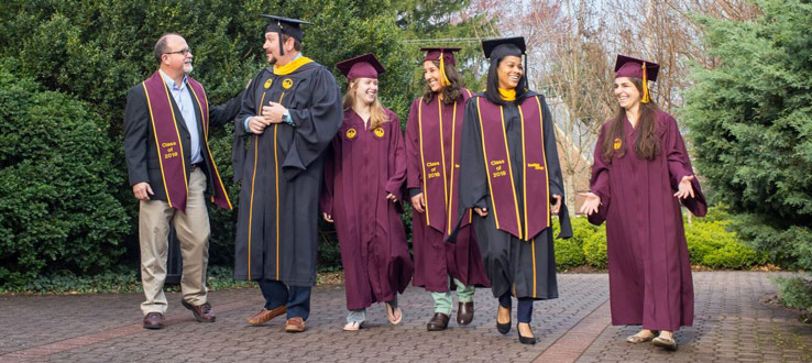 1<p>To participate in the 2020 Commencement Ceremony, eligible students must wear the official, custom Brooklyn College commencement attire.</p>